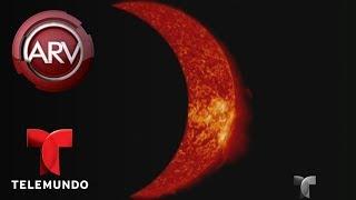 Así influirá el eclipse solar con los signos del zodiaco | Al Rojo Vivo | Telemundo