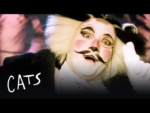 Bustopher Jones | Cats the Musical