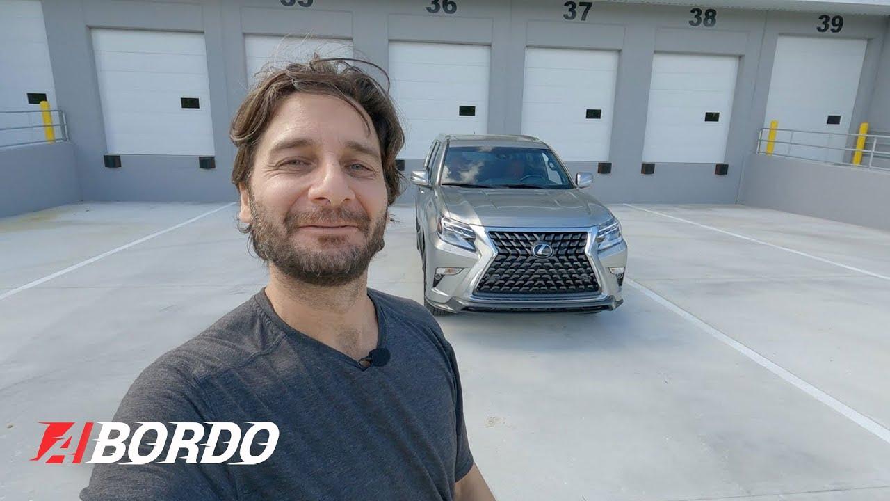 Download 5 Minutos A Bordo del Lexus GX460 2021   Univision A Bordo