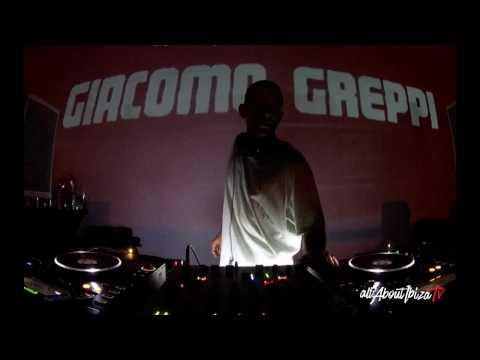 GIACOMO GREPPI at B12 Gallery Ibiza © AllaboutibizaTV