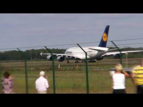 Pilotentraining A380 Airport Parchim