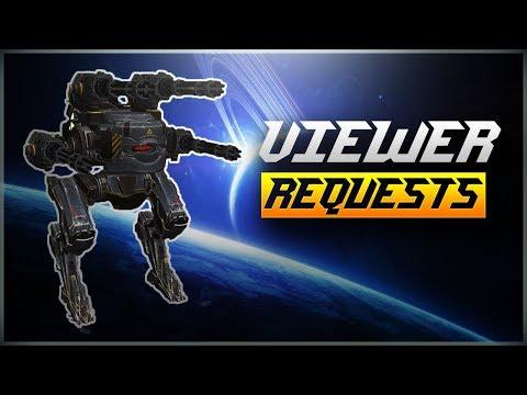 [WR] 🔥 Punisher Blitz & More - 5 Viewer Requests | War Robots