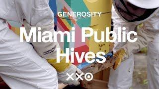 Design Generosity  Miami Public Hives