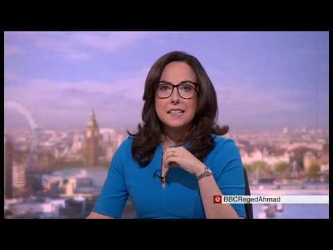BBC One, BBC World -The World Today - Short Adlib/Goodbye - Europe Breakfast