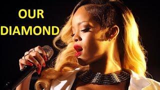 Rihanna - Legend, icon, star and our diamond