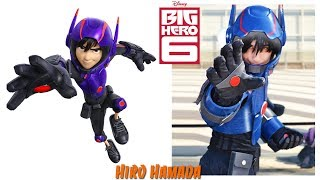 Big Hero 6 Characters in Real Life