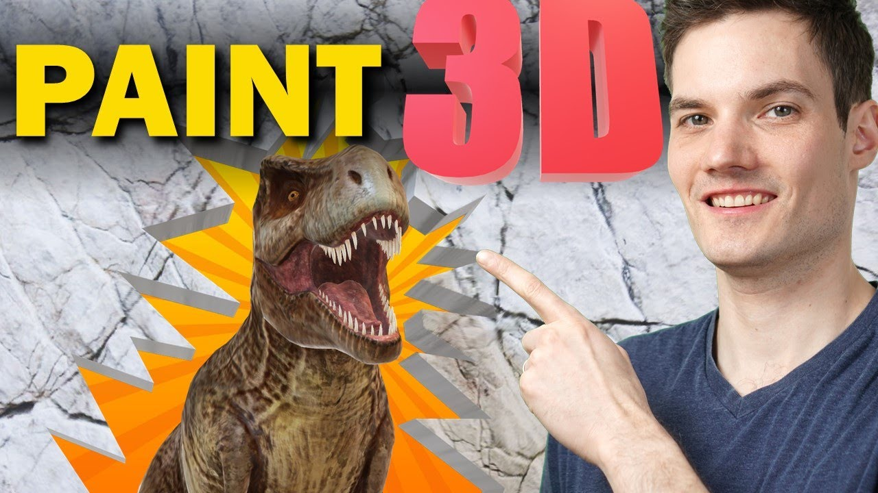 ??? How to use Microsoft Paint 3D