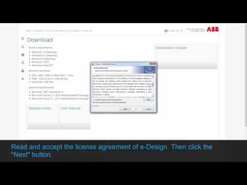 E Design Download And Installation En Youtube