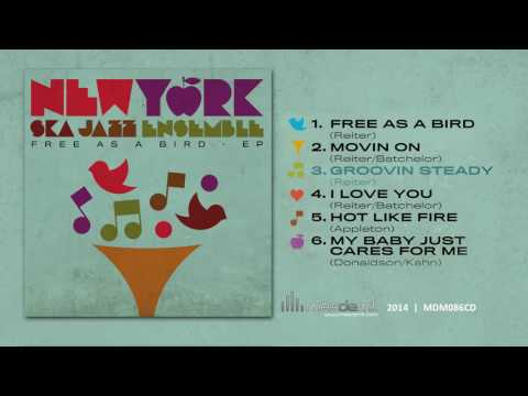 New York Ska Jazz Ensemble -Free as a bird
