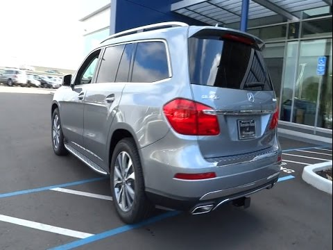 2015 mercedes benz gl class pleasanton walnut creek for Pleasanton mercedes benz
