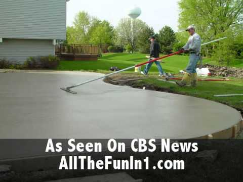 Call 815-600-6464 Chicago Fun Ideas,Colored,Stained,Stamped Concrete Patios And More!