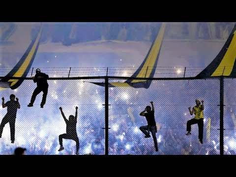 BOCA JUNIORS ULTRAS - BEST MOMENTS