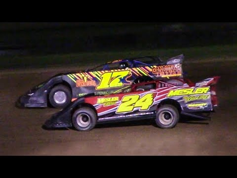 RUSH Crate Late Model Feature | McKean County Family Raceway | 5-19-18