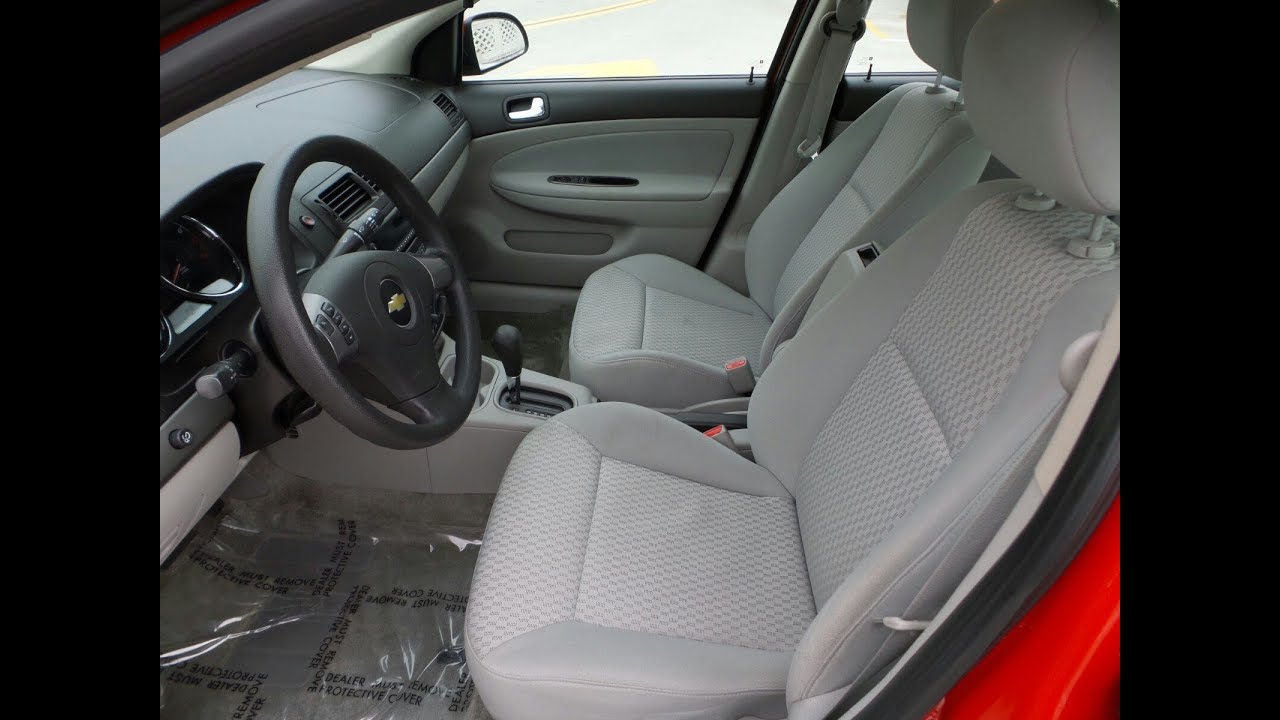 Exceptional 2008 Chevrolet Cobalt LT #1715 Interior Amazing Design