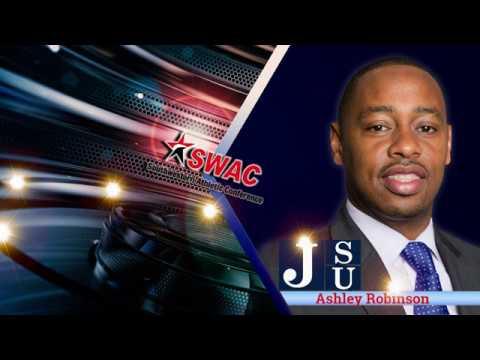 HBCU Conversations: Jackson State Athletic Director Ashley Robinson