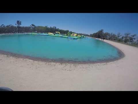 Wake Island Waterpark Walkthrough Sacramento