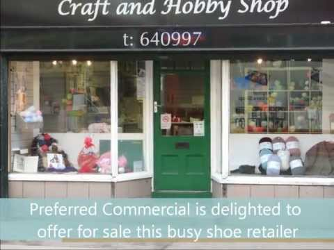 2686 - Shoe Retailer in Loftus Redcar and Cleveland For Sale