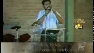 Pr. Ricardo Claure. El poder de la alabanza en tus tribulaciones