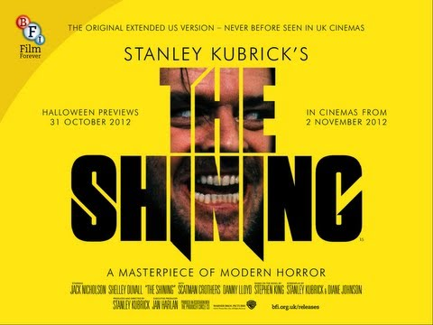 The Shining Review (Horror Movie Month!)