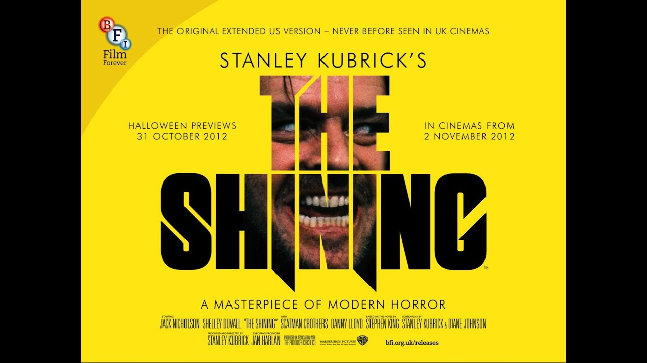 stanley kubricks the shining essay