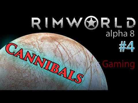 Don't shoot the Nose! || Rimworld alpha 8 || #4 (clean; 60 FPS)