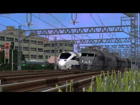 鉄道模型シミュレーターミュージッククリップ第13弾