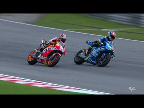 Suzuki in action: 2018 Shell Malaysia Motorcycle Grand Prix