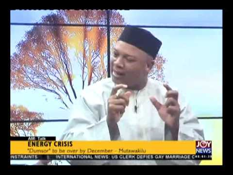 IMF Support Programme - AM Talk on Joy News (3-9-15)