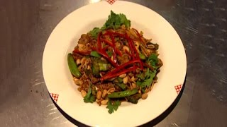Rapid Tempeh Stir Fry Recipe