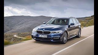 Top AutoShow 2018 BMW 530d Top Performance Acceleration