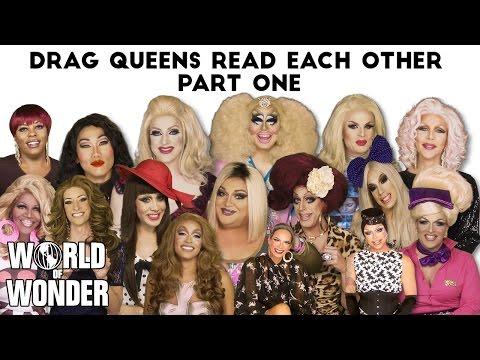 Trixie, Katya, Raja, Raven, and More RuPaul