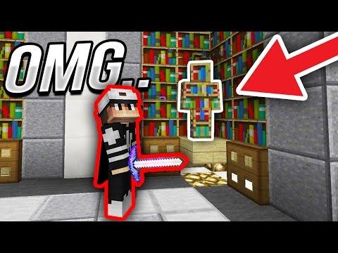 BEST WAY TO HIDE in Minecraft MURDER MYSTERY!... (Minecraft Trolling)