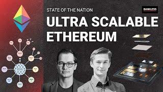 Ultra Scalable Ethereum - Modular vs Monolithic Blockchains