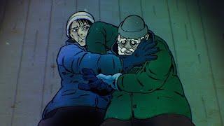 一人、登山にやって来た司郎は猛吹雪に遇い、近くの山小屋に避難する。...