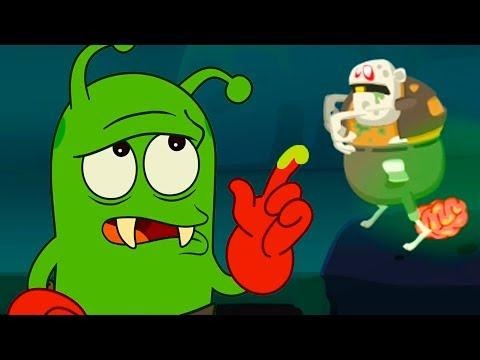 ОХОТНИКИ НА ЗОМБИ #5 игра про мультик про ловцов зомби Zombie Catchers #КРУТИЛКИНЫ