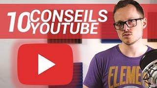 10 conseils donnés par Youtube aux nouveaux créateurs - W38
