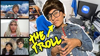 Types of Online Students - Funny Skits : Comedy Homeschool Routine | GEM Sisters