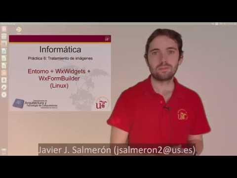 P08.04.2 - Instalación de Práctica 8 + WxWidgets + WxFormBuillder (Linux)