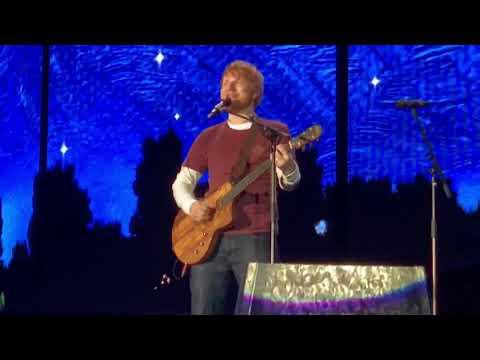Thinking Out Loud Ed Sheeran Live