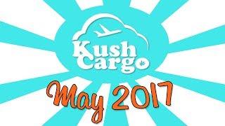 Video KUSH CARGO UNBOXING!! (May 2017) download MP3, 3GP, MP4, WEBM, AVI, FLV Juni 2017