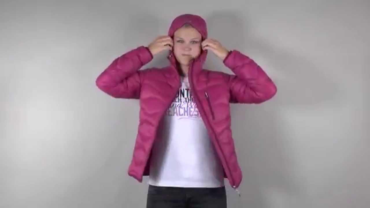 912cee5ba7b peak performance down frost jacket dame