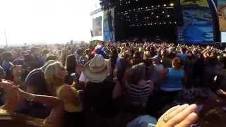 Delaware junction country music festival Gopro Hero 3+