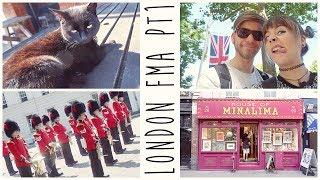 LAO IN LONDON | Soho, Tour for Muggles, Katzenquote | FMA#36