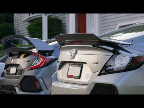 How To: BMSpec Spoiler Extension Install [10th Gen Honda Civic Si Sedan]
