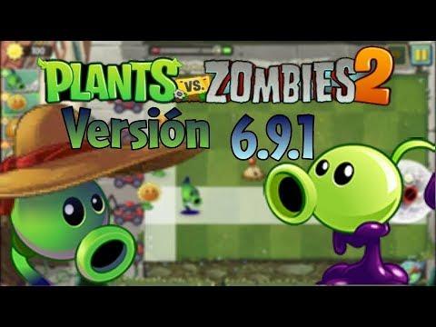 descargar plantas vs zombies 2 apk ultima version