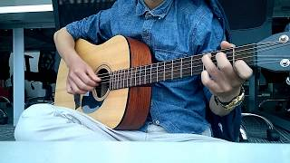 Phố Thị Guitar solo fingerstyle