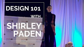 A Design Show on the Shirley Paden Channel