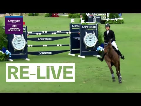 LIVE 🔴 | Longines FEI Jumping World Cup™ NAL | CP Welcome Stake | Wellington (USA)