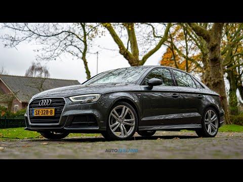 UITGELICHT: Audi A3 Limousine 1.5 TFSI Sport S Line Edition S Tronic