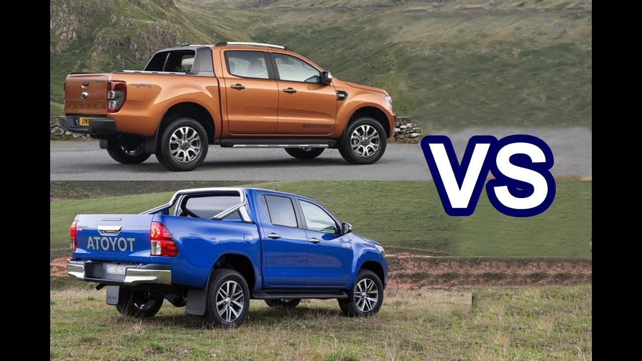 2016 ford ranger vs 2016 toyota hilux design youtube. Black Bedroom Furniture Sets. Home Design Ideas